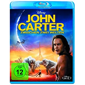 John Carter - Zwischen 2 Welten
