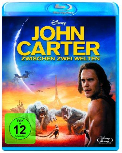 John Carter - Zwischen 2 Welten [Blu-ray]