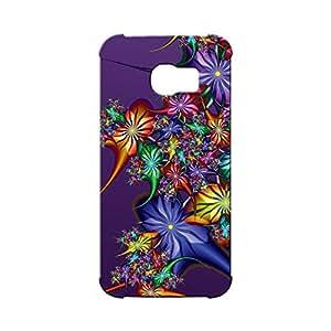 BLUEDIO Designer Printed Back case cover for Samsung Galaxy S6 Edge - G5194
