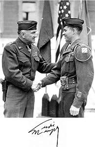 Amazon Com Audie Murphy Ww2 Medal Of Honor Winner Reprint