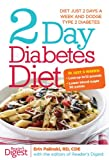 2-Day Diabetes Diet: Diet Just 2 Days a