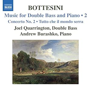 Bottesini: Music for Double Bass & Piano Vol. 2