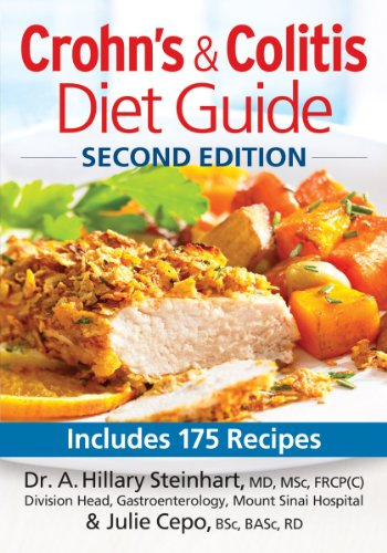 Crohn's and Colitis Diet Guide: Includes 175 Recipes (Colitis Recipe Book compare prices)