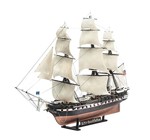 Revell Germany U.S.S. Constitution Kit (Uss Constitution Model Kit compare prices)
