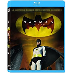 Batman - le film [Blu-ray] - Edition 1966