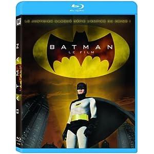 Batman - le film [Blu-ray] - Edition 1966