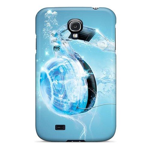 Qqyudwnq4304 Ksander Liquid Headphones Durable Galaxy S4 Tpu Flexible Soft Case