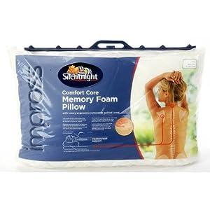 Silentnight Luxury Memory Foam Pillow: Amazon.co.uk: Garden & Outdoors