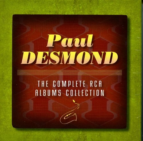 Paul Desmond-The Complete RCA Albums Collection-6CD-2015-SNOOK Download