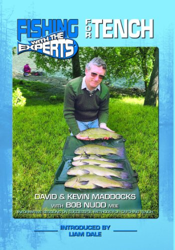 Fishing With The Experts: Tench [DVD]