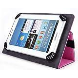 HP 7 Model 1800 Tablet with Intel Atom Processor 8GB Memory Tablet Case - UniGrip Edition - PINK (Walmart Exclusive)