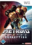 Wii Game Metroid Prime 3 - Corruption