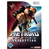 "Metroid Prime 3 - Corruptionvon ""Nintendo"""