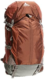 Gregory Z55 Backpack, Ember Orange, Small