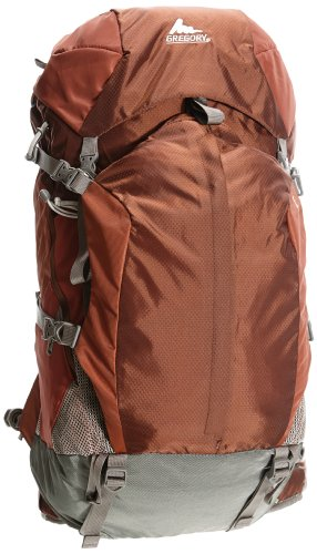Gregory Z55 Backpack, Ember Orange, Large