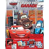 (Cars 2 Grand Prix Garage: Storybook and Garage) By Stierle, Cynthia (Author) Hardcover on (09 , 2011)