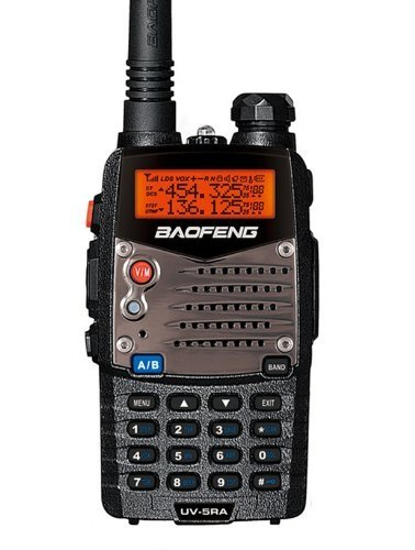 New Baofeng UV 5RA Ham Two Way Radio 136-174/400-480