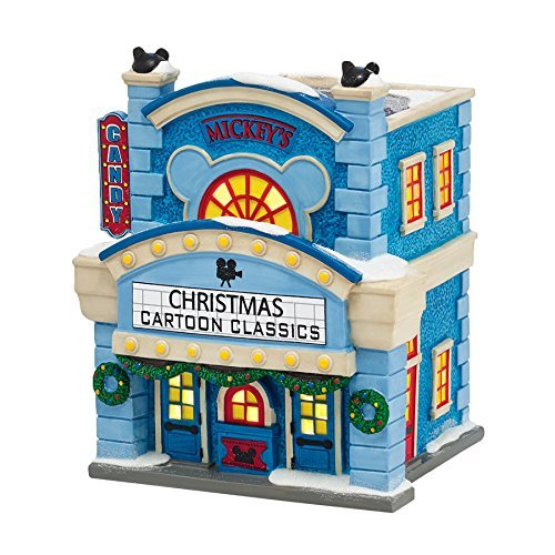 department-56-disney-village-mickeys-cinema-lit-house-669-inch-by-department-56