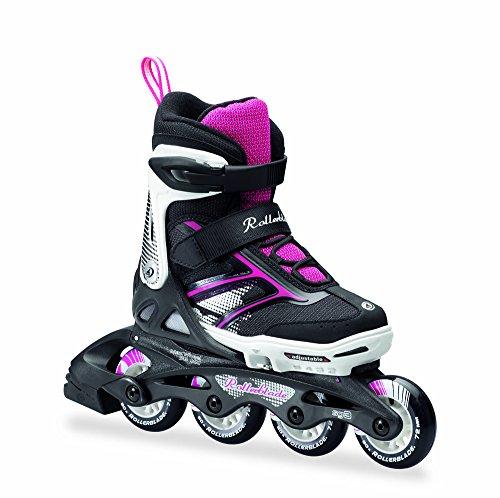 rollerblade-girls-spitfire-jr-xtg-2016-kids-skate-black-pink-adjustable-5-to-8