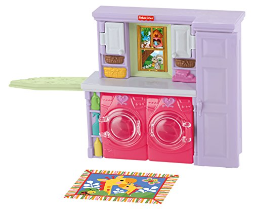 Fisher-Price Loving Family Laundry Room - 1