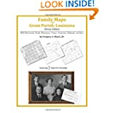 Family Maps of Grant Parish, Louisiana