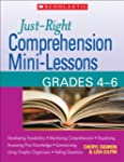 Just-Right Comprehension Mini-Lessons...
