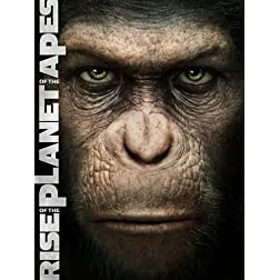 Rise Of The Planet of the Apes: World Premiere