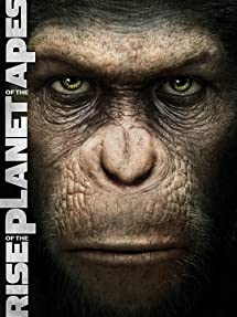 Rise of the Planet of the Apes (2011) BluRay DVD