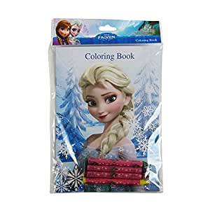 Amazon Officially Licensed Frozen Coloring Book With