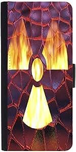 Snoogg Radioactivitydesigner Protective Flip Case Cover For Samsung Galaxy No...