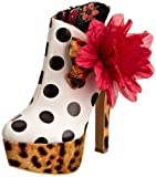 Iron Fist Women's Lolita Love Platform Booties Heels