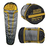 Mil-Spec Plus Mt. Timp 3 Season Sleeping Bag, Gray