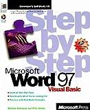 WORD97 VISUAL BASIC STEP BY STEP (Step By Step (Microsoft))