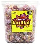 Atomic FireBall 240 Pieces 4.05lb