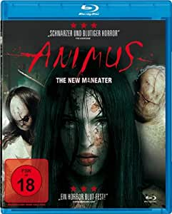 Animus - The New Maneater - Uncut [Blu-ray]