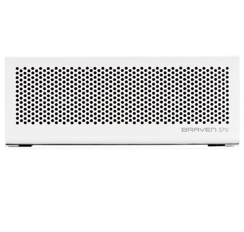 Braven 570 Portable Bluetooth Wireless Speaker - White Black Friday & Cyber Monday 2014