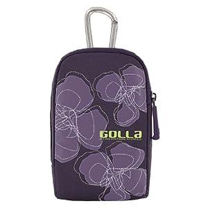 Golla Isle Etui pour Appareil Photo Violet