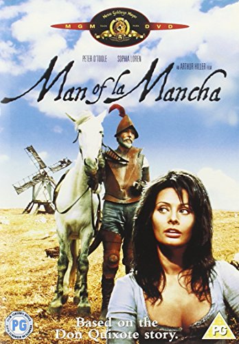 Man Of La Mancha (d/c) [UK Import]