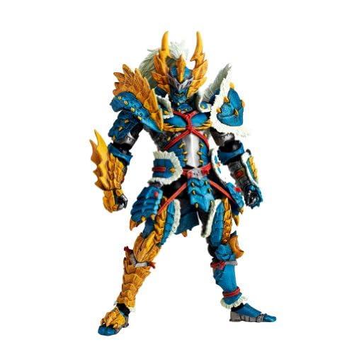 リボルテックヤマグチNO.133 ハンター男剣士 ジンオウシリーズ