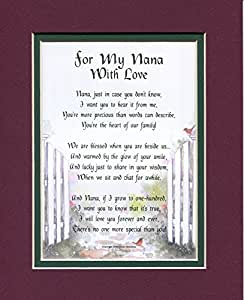 Wedding Gift Poems Home Improvements : ... Gift For A Grandmother.: Home Decor Gift Packages: Posters & Prints
