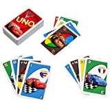 Disney / Pixar CARS 2 Movie UNO Card Game