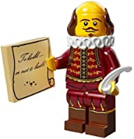 The Lego Movie William Shakespeare Minifigure Series 71004 by LEGO