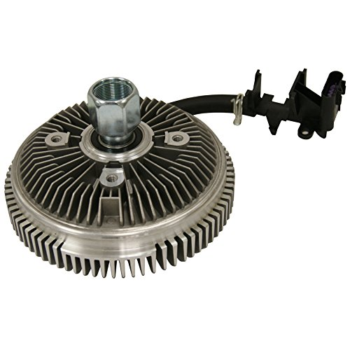 GMB 930-2440 Engine Cooling Fan Clutch (Gmc Envoy Fan Clutch compare prices)