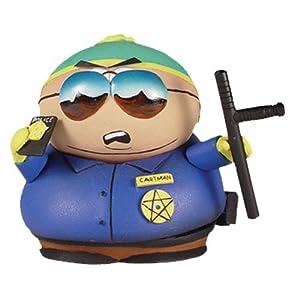 South Park: Motorcycle Cop Cartman Figure [Series 3]