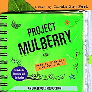 Project Mulberry Audiobook