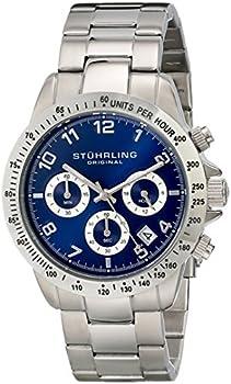 Stuhrling Original Mens Bracelet Watch
