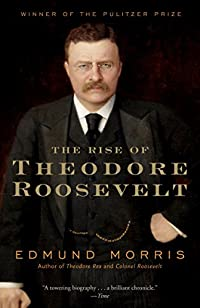 The Rise Of Theodore Roosevelt by Edmund Morris ebook deal
