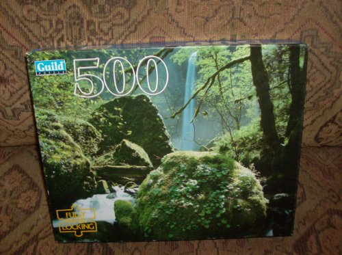 Columbia River George, Oregon 500 Piece Guild Brand Puzzle