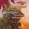 Draconian Measures: Dragonlance: Kang's Regiment, Book 2 (       UNABRIDGED) by Margaret Weis, Don Perrin Narrated by Nick Sullivan