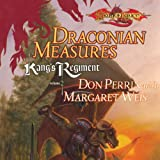 img - for Draconian Measures: Dragonlance: Kang's Regiment, Book 2 book / textbook / text book